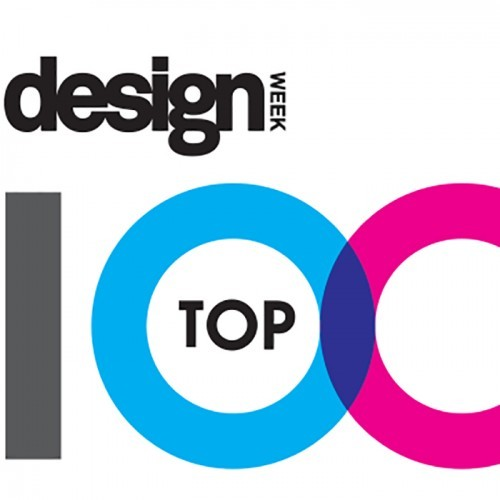 Optima rise to 78 in the Design Week Top 100