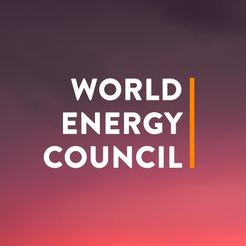 World energy logo by optima