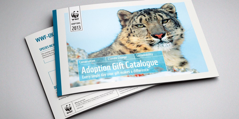 WWF animal adoption