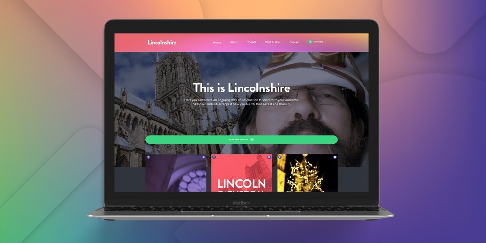 Promote Lincolnshire Website